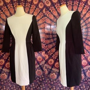 Kate Spade Black and White Professional Dress 2